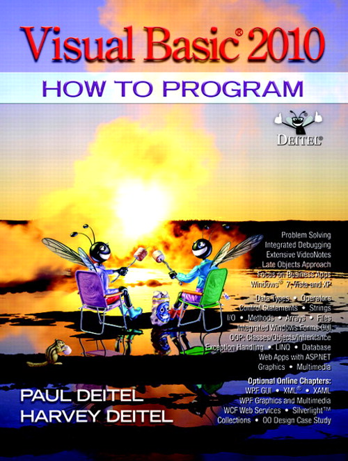 Visual Basic 2010 How to Program, 5th Edition