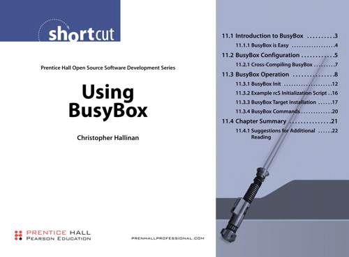 Using BusyBox (Digital Short Cut)