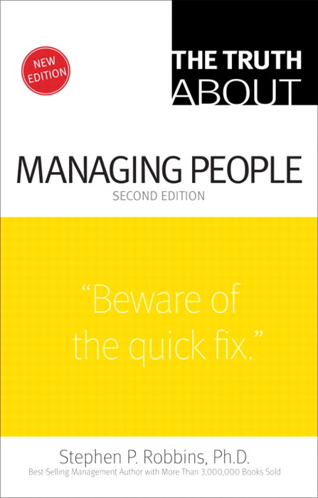 Truth About Managing People, The, 2nd Edition