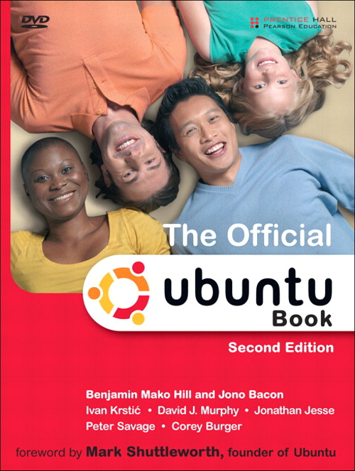 Official Ubuntu Book, The, 2nd Edition