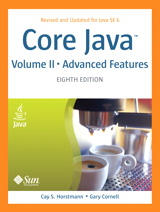 Core Java, Volume II--Advanced Features, 8th Edition