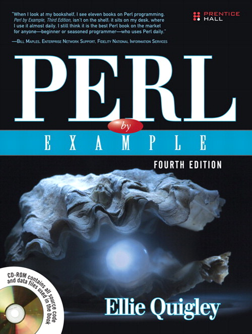Perl by Example, 4th Edition