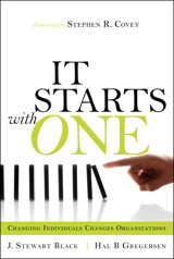 Starts with One, It: Changing Individuals Changes Organizations, 2nd Edition