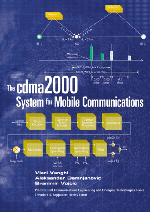 cdma2000 System for Mobile Communications, The: 3G Wireless Evolution