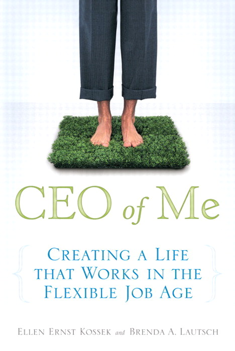 CEO of Me: Creating a Life That Works in the Flexible Job Age (paperback)