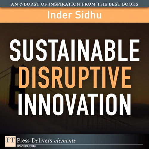Sustainable Disruptive Innovation