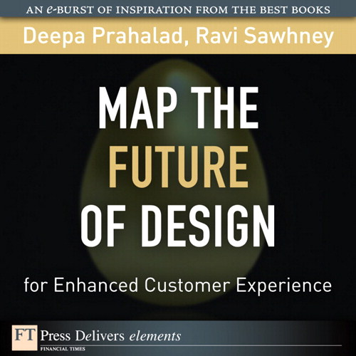 Map the Future of Design for Enhanced Customer Experience