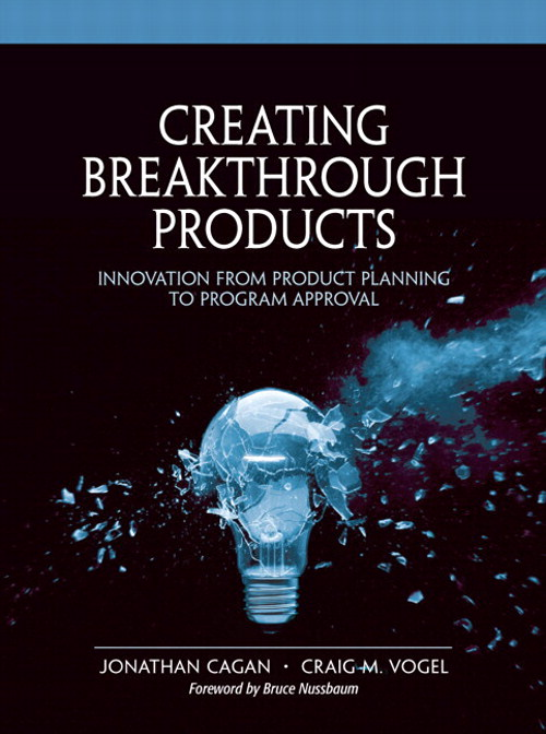Creating Breakthrough Products: Innovation from Product Planning to Program Approval (paperback)