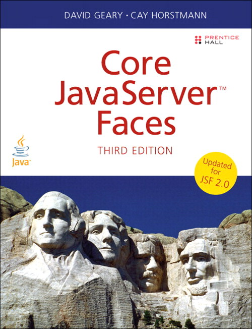 Core JavaServer Faces,, 3rd Edition