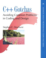 C++ Gotchas: Avoiding Common Problems in Coding and Design