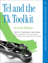 Tcl and the Tk Toolkit,, 2nd Edition
