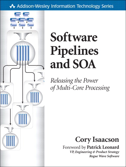 Software Pipelines and SOA: Releasing the Power of Multi-Core Processing