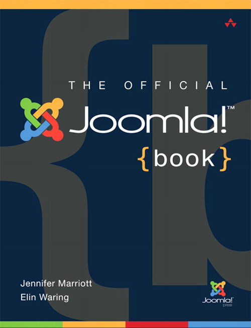 Official Joomla! Book, The