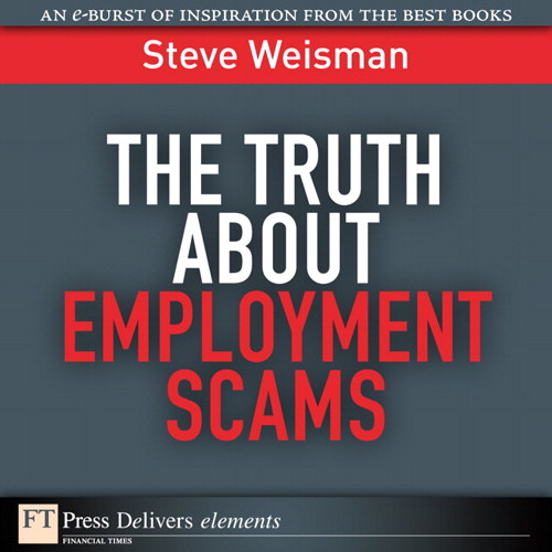 The Truth About Employment Scams