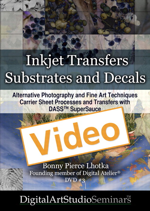Inkjet Substrates and Decals Online Video