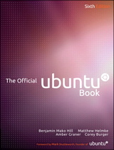 Official Ubuntu Book, The, 6th Edition