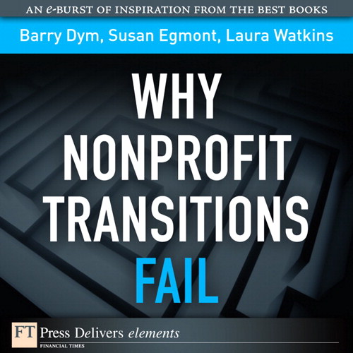 Why Nonprofit Transitions Fail
