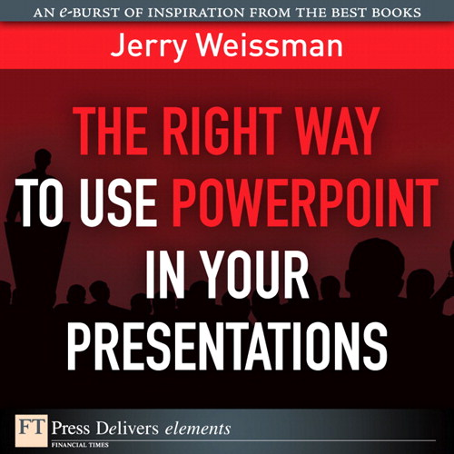Right Way to Use PowerPoint in Your Presentations, The