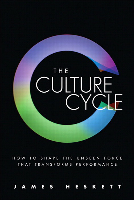 Culture Cycle, The: How to Shape the Unseen Force that Transforms Performance