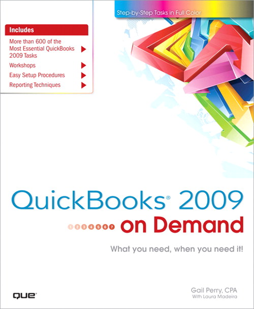 QuickBooks 2009 on Demand
