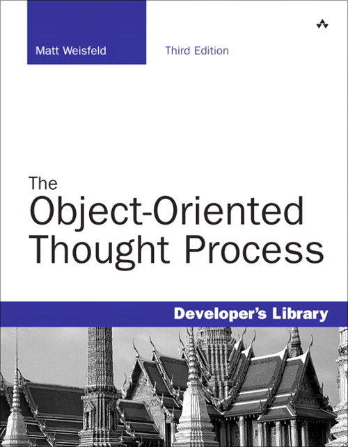 Object-Oriented Thought Process, The, 3rd Edition