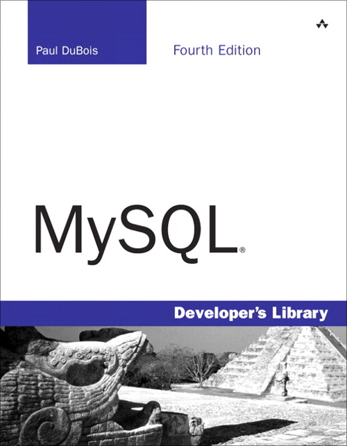 MySQL, 4th Edition