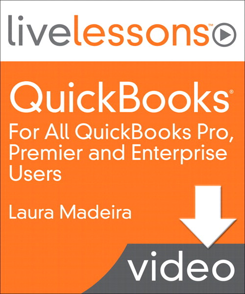 Part 2: Creating a New QuickBooks File, Downloadable Version