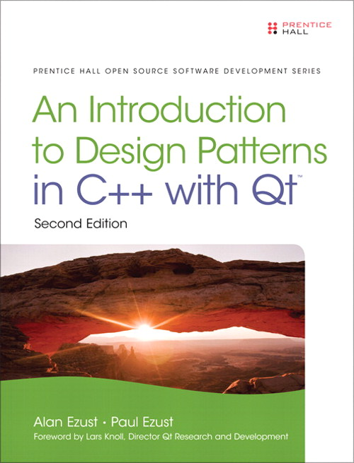 Introduction to Design Patterns in C++ with Qt, 2nd Edition