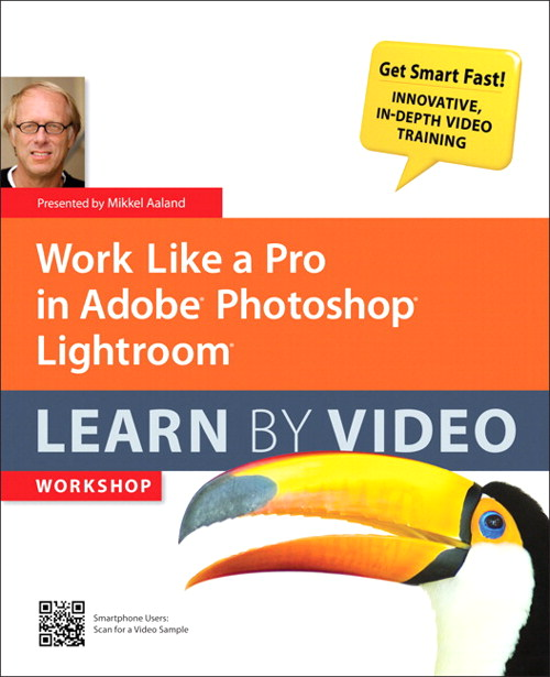 Work Like a Pro in Adobe Photoshop Lightroom: Learn by Video