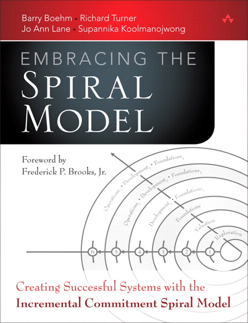 Incremental Commitment Spiral Model, The: Principles and Practices for Successful Systems and Software