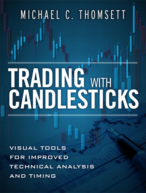 Trading with Candlesticks: Visual Tools for Improved Technical Analysis and Timing (paperback)
