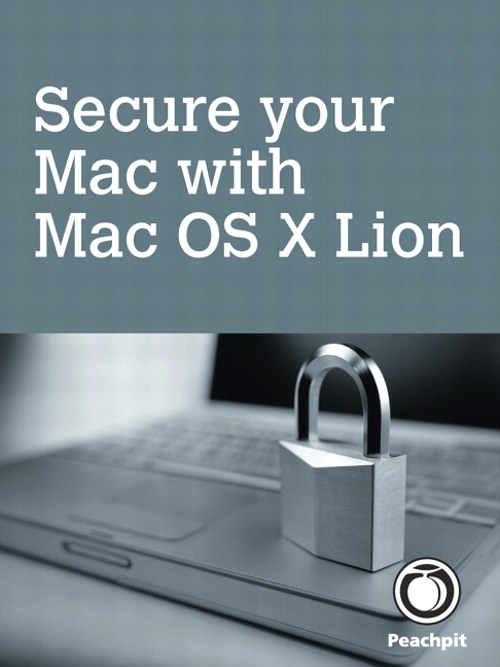 Secure your Mac, with Mac OS X Lion