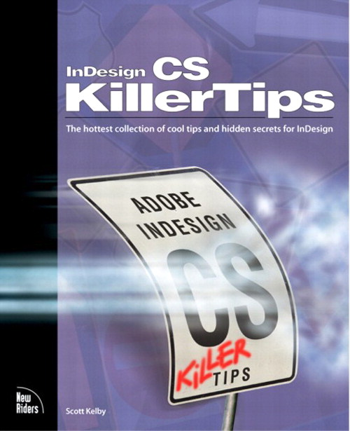 InDesign CS Killer Tips