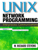 UNIX Network Programming, Volume 2: Interprocess Communications (Paperback), 2nd Edition