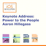 Voices That Matter: iOS Developers Conference Session: Power to the People