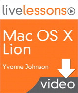 Lesson 1: Getting Acquainted with Lion, Downloadable Version