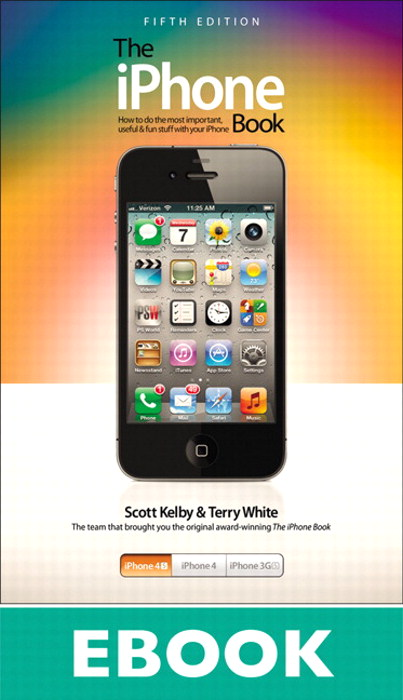 iPhone Book, The: Covers iPhone 4S, iPhone 4, and iPhone 3GS, 5th Edition