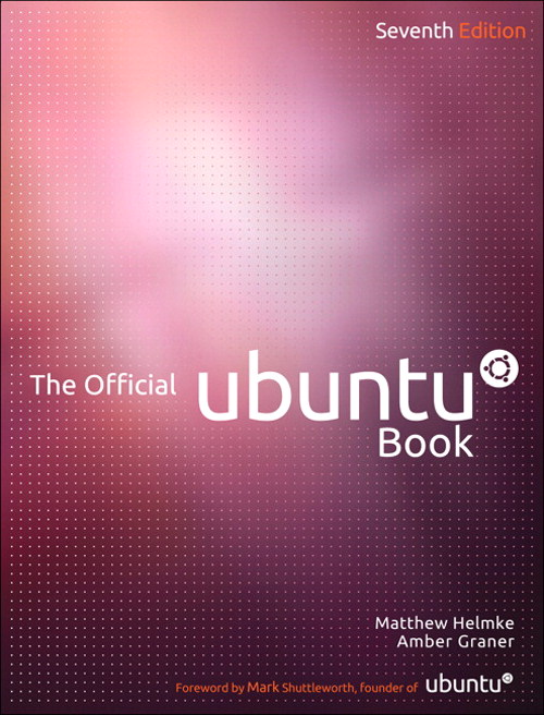 Official Ubuntu Book, The, 7th Edition