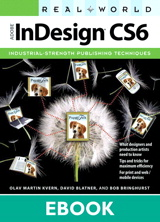 Real World Adobe InDesign CS6