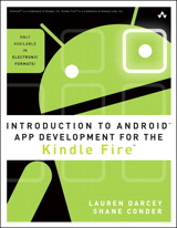 Introduction to Android App Development for the Kindle Fire