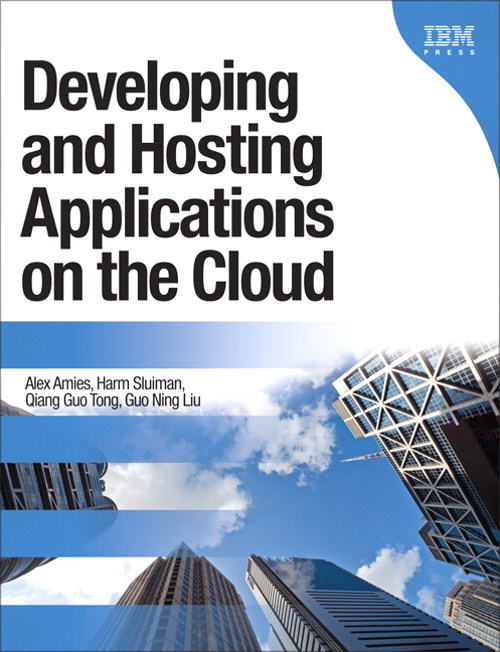 Developing and Hosting Applications on the Cloud