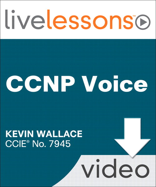 CVOICE Lesson 6: H.323 Gateway and VoIP Dial Peer Configuration, Downloadable Version