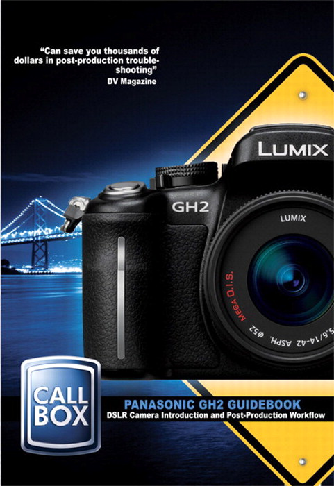 Panasonic GH2 Guidebook