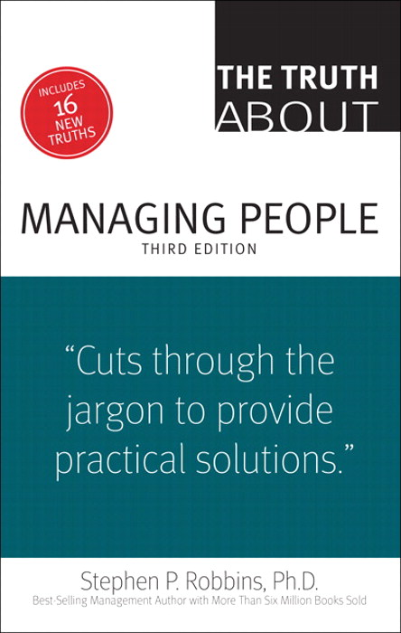 The Truth About Managing People, 3rd Edition