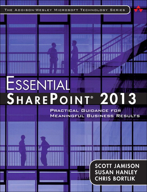 Essential SharePoint® 2013