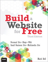 Build a Website for Free, 3rd Edition