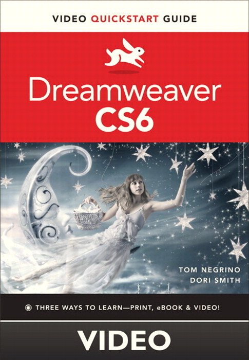 Welcome to Dreamweaver CS6
