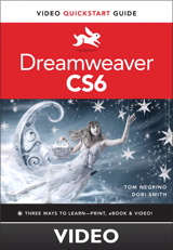 Getting to Know Dreamweaver: Using the Insert panel