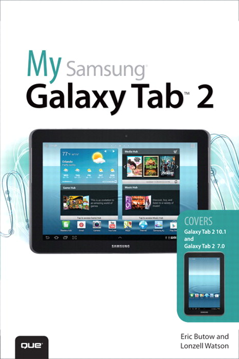 My Samsung Galaxy Tab 2, 2nd Edition