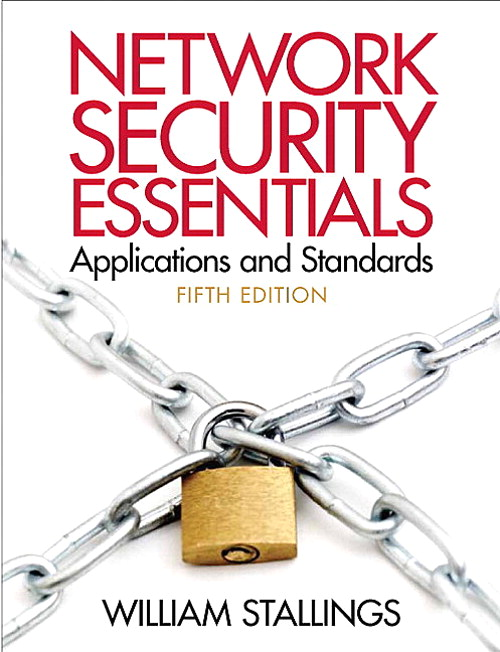 Network Security Essentials Applications and Standards, 5th Edition